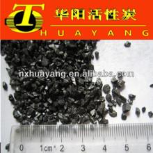 F.C 90-95% calcined anthracite coal (ECA) for steel industry