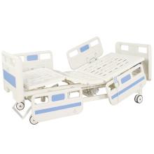 Nouveau modèle de lit d'hôpital électrique ICU à cinq fonctions