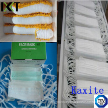 Surgical Face Mask Ready Made Supplier for Medical Protection Ear Loop Tied Cone Types Kxt-FM02