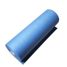 wholesale cheap prices 100% Polypropylene 25gsm 30gsm blue non woven fabric sms non woven fabric