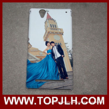 Matte and Glossy Custom Printe Sublimation Phone Case for Sony Xperia T2