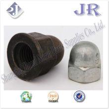 Écrous à cône plaqués ts16949 iso9001