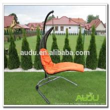 Audu Patio Swing Chair, Patio Sillas de jardín Swing