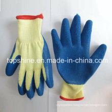 China Factory Latex Coated Industrial Protective Safety Working Labor Gloves