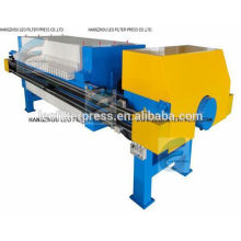 Leo Filter Press Plate and Frame Filter Press(Old Type Recessed Chamber Filter Press) Different Filter Plate and Frame Material