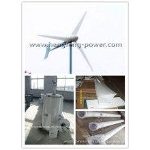 3kW Weg vom Rasterfeld tie Wechselrichter Windturbine