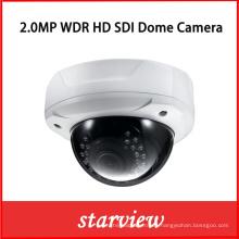 1080P HD Sdi WDR Cámara de seguridad IR CCTV