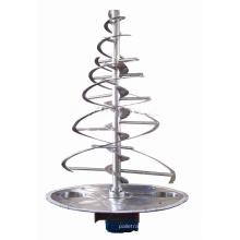 Máquina de mistura de poupança de energia para pó e líquido