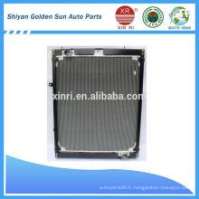 Radiateur de chariot haute qualité Chine pour pièces de camion SHACMAN F3000 DZ95259532203
