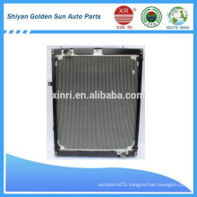 China high qulity truck radiator for SHACMAN F3000 Truck Parts DZ95259532203