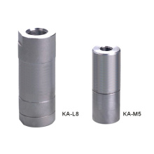 Compruebe la válvula antirretorno KA serie