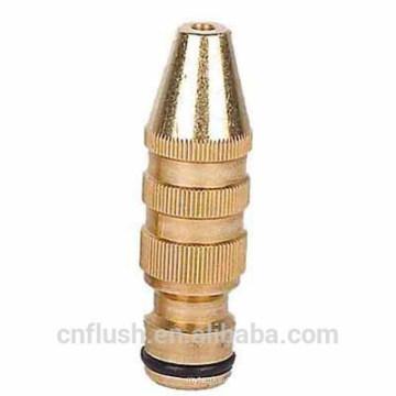 Garden hose 2'' Brass Power Nozzle