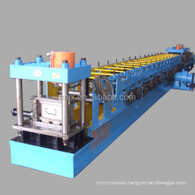 2019 hot sale  new professional customized Metal Fabrication Punching metal door frame roll forming machine