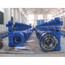 12 Inch Slewing Drive Motor Gearbox For Solar Tracker
