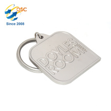 Promotional China Style Anniversary Metal Custom Made Personalized Keychains
