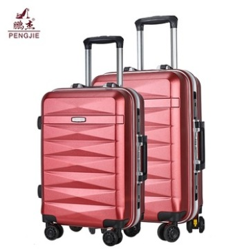 Fashion Four Wheels Large Cheap Suitcase Trolley Luggage