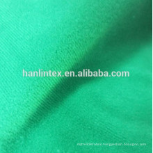 100% polyester warp knitted fabric tricot one side brushed