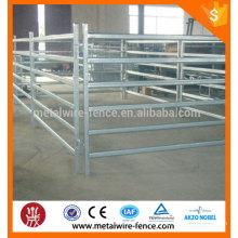 2016 China proveedor cerca de ferrocarril de caballos de metal