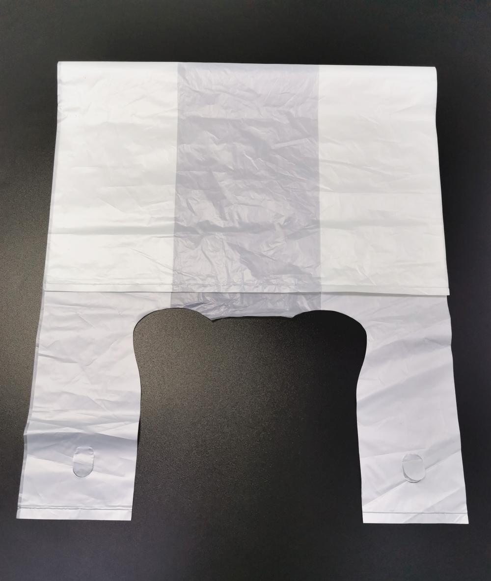 ASTM D6400 verified Eco-Friendly PLA Carrier Bags