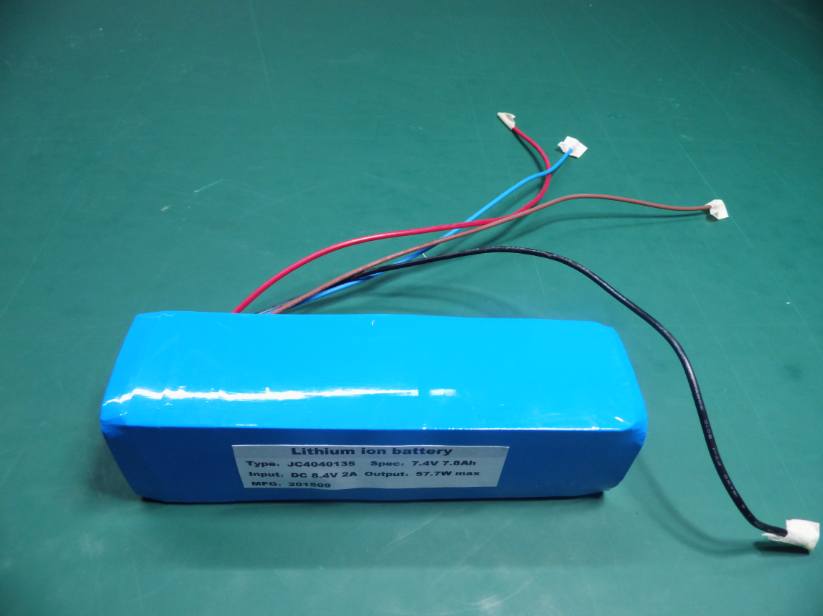 Smart Lithium Ion Battery