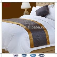Бегуны для постельного белья нового дизайна Jacquard New Quality для гостиниц