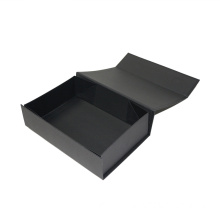 Khusus High-end Soft Touch Paper Folding Gift Box