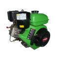 Cylindre simple, 4 temps, refroidi par air, Moteur agricole Moteur diesel pour modèle RZ170-FA TP