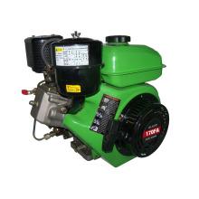 Einzelzylinder, 4-Takt, luftgekühlt, Landmaschinen Diesel Motor für Modell RZ170-FA TP