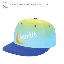 Casquillo máximo plano de la gorra de béisbol del casquillo de los deportes del casquillo del casquillo de Snapback de China