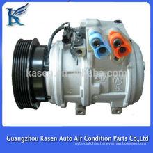 auto ac compressor brand denso 10pa17c for KIA CARNIVAL 2.7T OEM97701-2E300