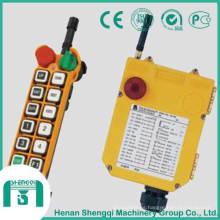 F24 Serie Radio mando a distancia para el uso de grúa