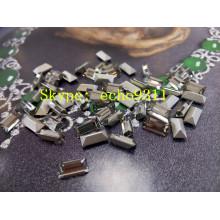 Piedras de cristal de tamaño pequeño Rhienstones de lujo para la venta al por mayor