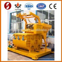 JS1500 misturador de concreto avançado, eixo gêmeo, 2013popular