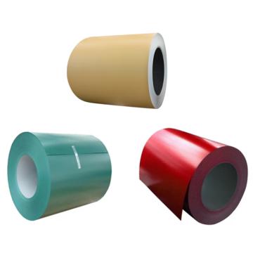 Verzinkte farbbeschichtete Stahlspulen