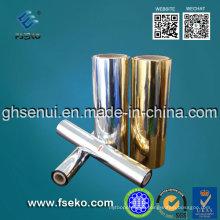 Metallisierter Haustier-Laminierfilm (24mic) Silberfarbe