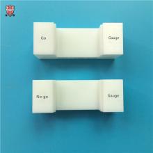 Qualitätsprüfwerkzeug Zirkonoxid Keramik Go No-Go-Messgerät