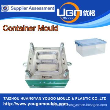 Cheap Wholesale 2 cavity box mould
