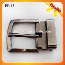 PB13 Attrayante Haute Qualité Custom Made Belt Buckle Pin Ceinture Boucle Homme Ceinture Boucle 30mm