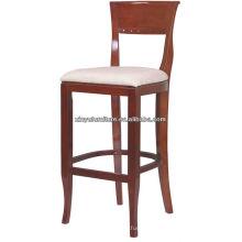 Restaurant wooden bar chair XYH1089