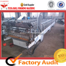 Populer Desain Corrugated Roofing Sheets Machine