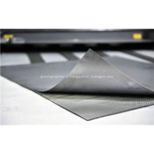 Renforcés de métal perforé feuille Composite Graphite