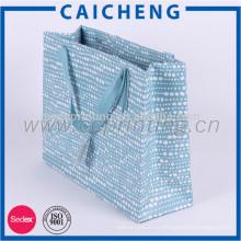 Небольшое количество свободного образца бумажный выдвиженческий мешок поставщиков в Китае