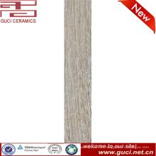 Foshan-Fabrikpreis graue hölzerne Beschaffenheit keramische Holzendefliese