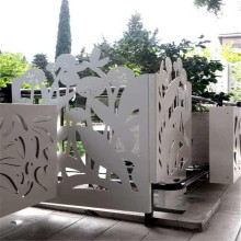 Laser Cutting Sheet Gate