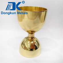 Gold Plaiting Precision Wine Cup
