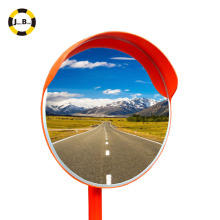 12inch outdoor convex mirror acrylic lens roadway traffic safety expand view