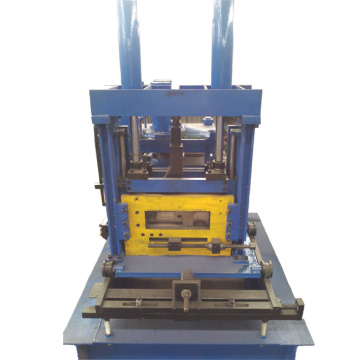 C / Z Purlin Roll Forming Machine