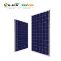 Bluesun high performance poly 340w 350w solar panel 350wp solar power generator