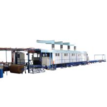 Linha de produção contínua de espuma CNC de alta eficiência