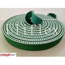 PU Timing Belt At10+Nft+Green Rubber Coating